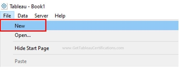 tableau certification exam test