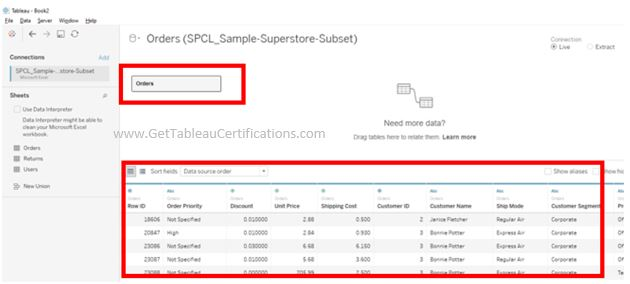 tableau certifications exam questions