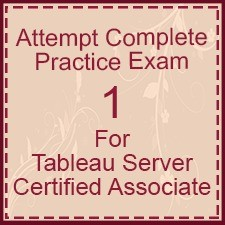 Tableau-Server-Certified-Associate-Exam-1