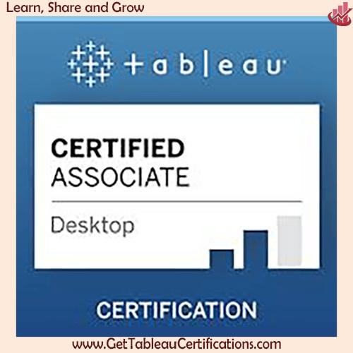 Tableau Desktop Certified Associate Exam Questions