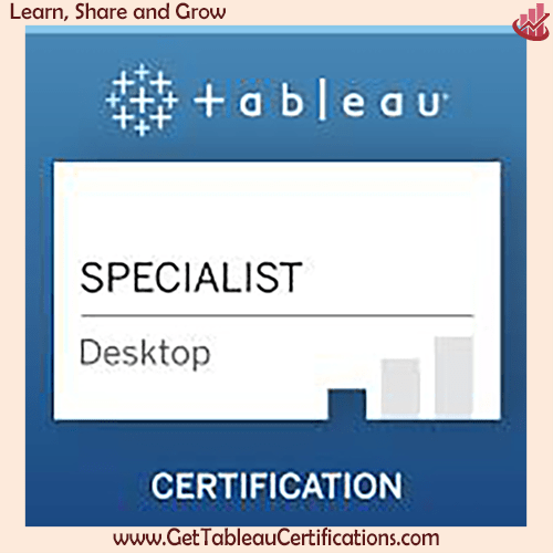 Tableau Specialist Certification Exam Questions